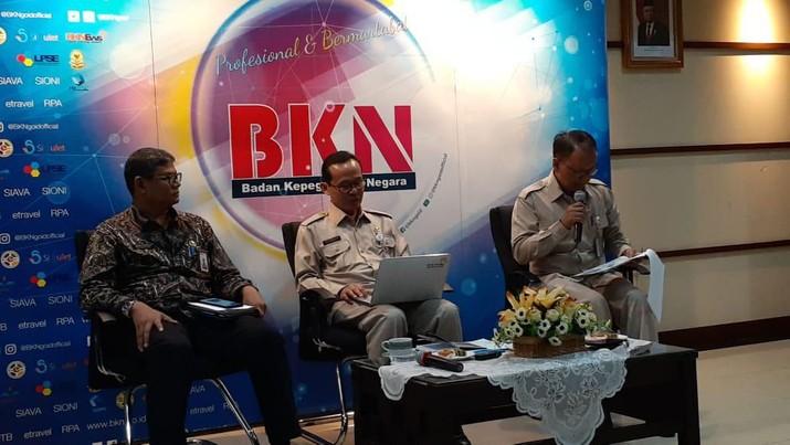 Sudah 20.000 Orang Serbu Situs BKN Demi Lowongan CPNS