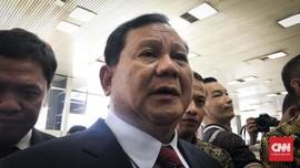 Prabowo Sebut Tak Cuma China yang Langgar Wilayah Indonesia