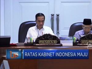 Ratas Kabinet Indonesia Maju