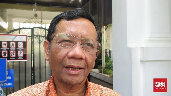 Mahfud MD Sebut Tak Ada Pelanggaran HAM Saat Kerusuhan Papua