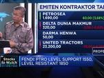 Analisis Laju Saham Emiten Kontraktor Tambang Petrosea