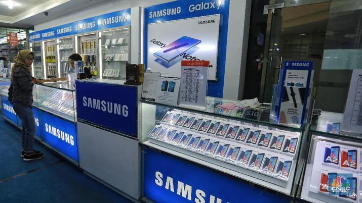Samsung disebut akan meluncurkan roadmap update Android 10 pada Januari 2020.