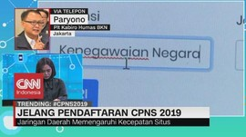 VIDEO: Jelang Pendaftaran CPNS 2019