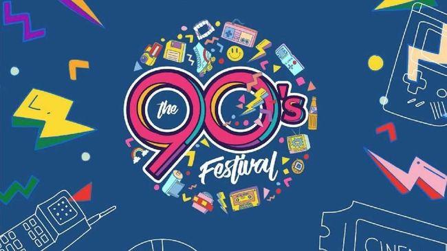 Daftar Pemenang Tiket The 90's Festival 2019