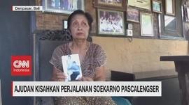 VIDEO: Ajudan Kisahkan Perjalanan Soekarno Pascalengser