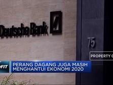 Deutsche Bank: Tahun Depan Ada 20 Risiko Mengancam Pasar