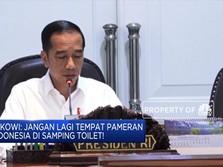 Jokowi: Tempat RI di Pameran Internasional Harus Bagus