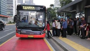 Pascahujan, TransJakarta Rekayasa Jalur KRL dari Manggarai