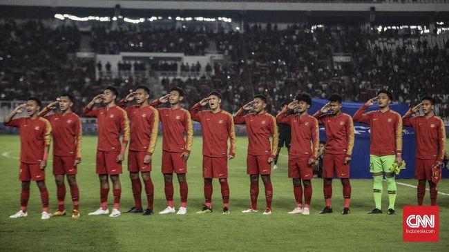 Timnas Indonesia U-19 Uji Coba Lawan Klub Top Korea Selatan