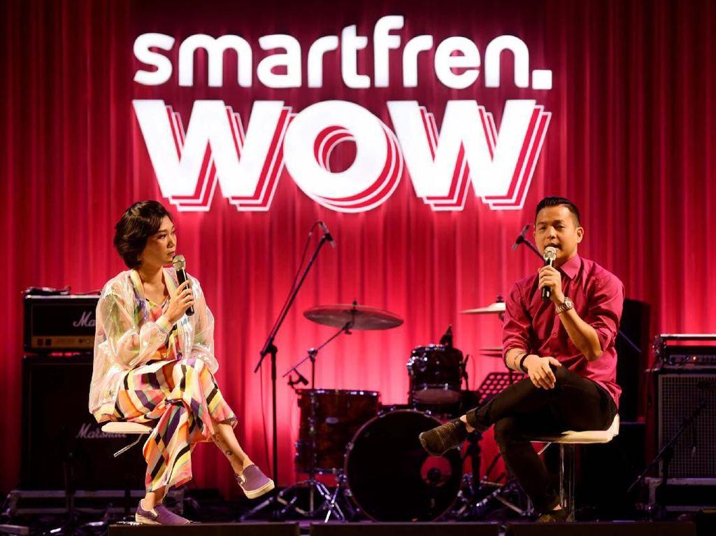 Smartfren WOW Fest akan menjadikan pengalaman pelanggan untuk menikmati berbagai macam penawaran menarik yang disediakan melalui aplikasi MySmartfren. Foto: dok. Smartfren
