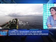 INSA: Pemerintah Perlu Mendukung Pembiayaan Industri Kapal