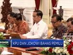 Ketua KPU Bertemu Presiden Jokowi Bahas Pilkada Serentak 2020