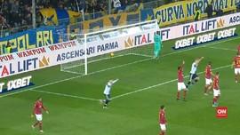 VIDEO: Parma Benamkan AS Roma 2-0
