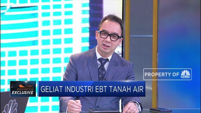 RUIS Pelaku Industri Bicara Tantangan Pengembangan Industri EBT