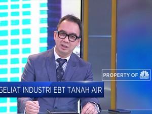 Pelaku Industri Bicara Tantangan Pengembangan Industri EBT