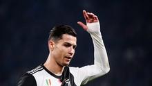 Ronaldo Akui Sarri Benar Soal Insiden di Juventus