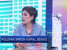 Harapan Asosiasi Industri Pelayaran Pada Kabinet Baru Jokowi