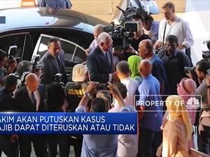 Sidang Skandal Megakorupsi 1MDB Najib Razak Berlanjut