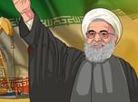 Di Tengah Perang, Iran Bisa Temukan Cadangan Minyak Raksasa