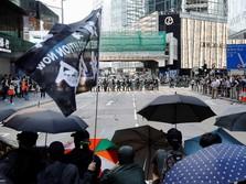 Biang Kerok Hong Kong Amburadul: Demonstran Termakan Hoaks