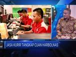 Bangun Mega Hub, Upaya JNE Dorong Bisnis Jasa Kurir