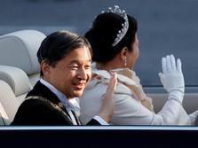 Sedih, Pesta Ultah Kaisar Jepang Batal karena Corona