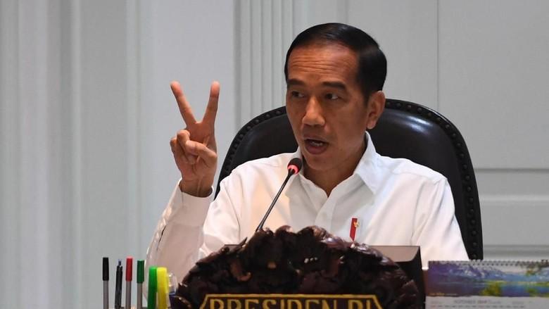 Jokowi Evaluasi Pelaksanaan Pemilu 2019 untuk Pemilu 2024