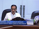 Lagi, Jokowi Geram dengan Regulasi yang Bejibun