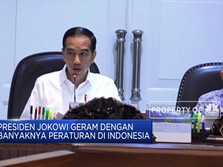 Jokowi Geram Prosedur Penyaluran Bansos Tunai Berbelit-belit