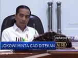 Gelar Ratas, Jokowi Minta Para Menteri Tekan Impor