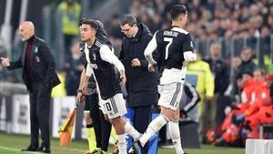 Eks Pelatih Milan Bela Ronaldo dari Ancaman Sanksi