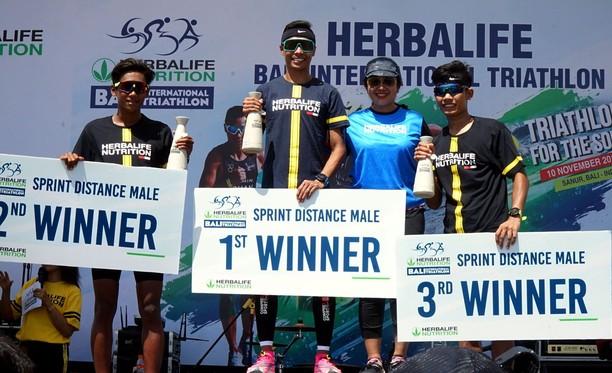 2.250 Peserta Ikuti Bali International Triathlon 2019