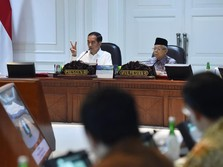 Jokowi Janji Nataru Bebas Sweeping, Mati Listrik & BBM Aman
