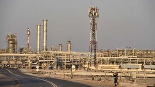 Valuasi Saham Saudi Aramco Dibanderol US$1,7 Triliun
