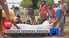 VIDEO: Geger Penemuan Kerangka Manusia di Perkebunan Karet