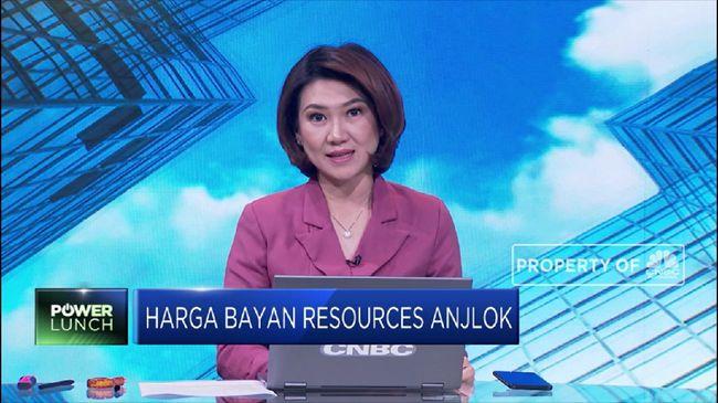 BYAN Harga Bayan Resources Anjlok!