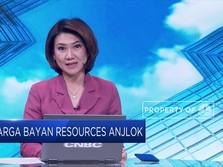 Harga Bayan Resources Anjlok!
