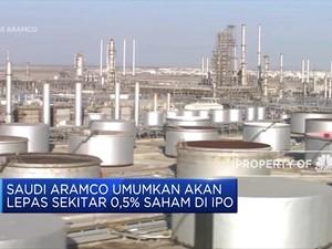 Bersiap! Proses Penawaran IPO Saudi Aramco Mulai 17 November