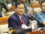 PDIP Minta Detail Anggaran Kemenhan, Begini Jawaban Prabowo