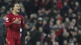 Alasan Van Dijk Tak Rayakan Gol Pertama Liverpool vs Man City