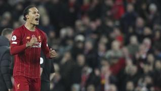 Andai Liverpool Tanpa Virgil van Dijk