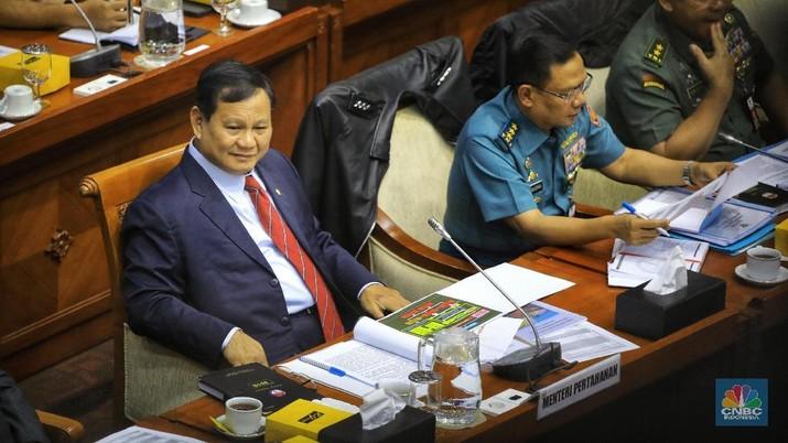 Hal itu saat menghadiri rapat kerja dengan Komisi I DPR RI di ruang rapat Komisi I, Gedung Nusantara II, Kompleks Parlemen, Senayan, Jakarta, kemarin.