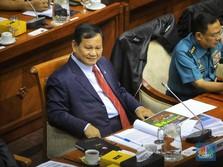 Pengakuan Prabowo: RI tak Bisa Kalahkan Teknologi Bangsa Lain