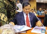 Ini Hasil Rapat Prabowo & Komisi I DPR Soal Natuna