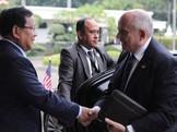 Dibayangi Kasus HAM, Prabowo dan Dubes Bahas Kunjungan ke AS