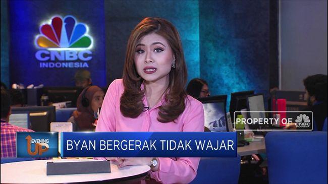 BYAN Saham Bayan Resources Bergerak Tidak Wajar?