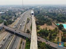 LRT Mau Dibangun di Puncak, Ini Alasannya