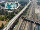 Hingga Mei, Pembangunan LRT Jabodebek Capai 71,2%