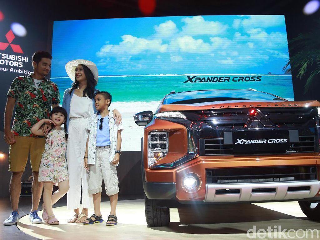 Xpander Cross sengaja dibuat untuk memenuhi keinginan konsumen Indonesia akan kendaraan yang cocok digunakan untuk berpetualang.