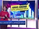 Jurus Jokowi Cipta Lapangan Kerja Jakarta